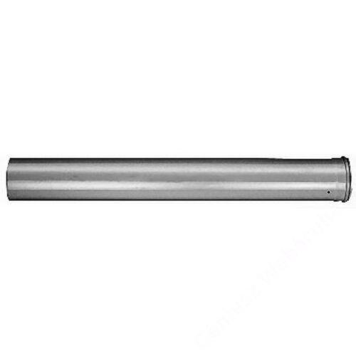 Bosch AZB 604/1 na 80/125 pps/alu 0,5 m egyenes cső