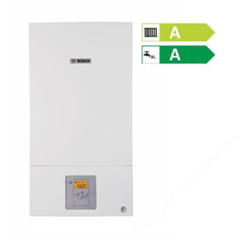 Bosch Condens 2500 W WBC 28-1 DCE ERP 23 fali kondenzációs kombi gázkazán