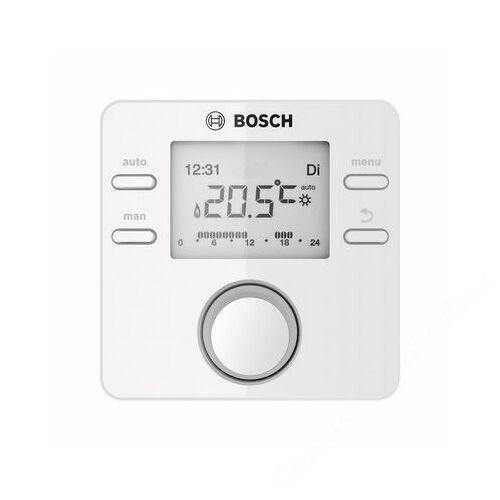 Bosch CW100 Programozható időjáráskövető szabályozó homogén fűtési rendszerhez