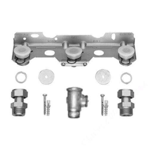 Bosch NR 759 Szerelőpanel csapok nélkül ZBR 42-3 készülékhez