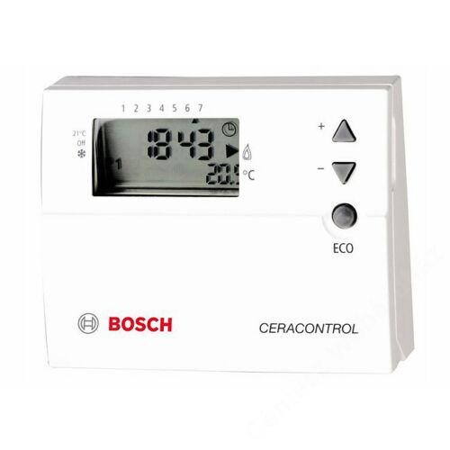 Bosch TRZ 12-2 Gyári Szobatermosztát digitális programórával 230 V