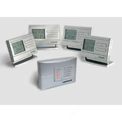 Computherm Q8RF multizónás, vezeték nélküli (rádiófrekvenciás), programozható, d