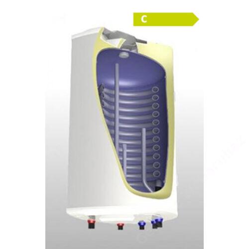 GENTECH NORDIC AQUA 120 falra szerelhető indirekt fűtésű 1 hőcserélős zománcozot