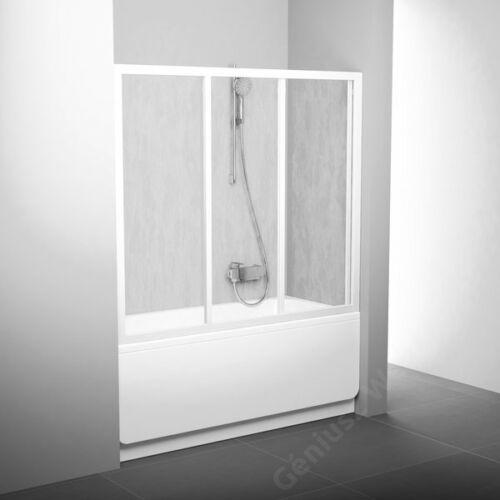 Ravak Kádparaván AVDP3-160 fehér + Transparent