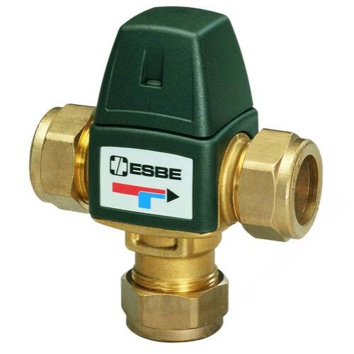 ESBE VTA323 35-60°C roppantó gyűrűs 22mm