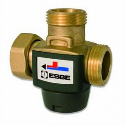 """ESBE VTC317 DN20 60°C termikus szelep 6/4"""" szivattyú csatlakozóval, max. 30kW"""