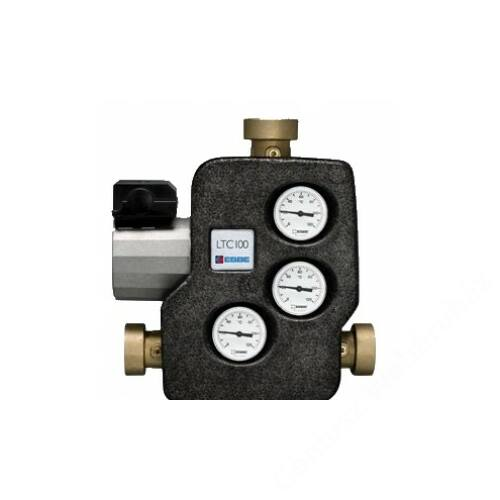 """ESBE LTC141-32 50°C szabályozó szelep, belső menetes, 5/4"""", 85kW"""