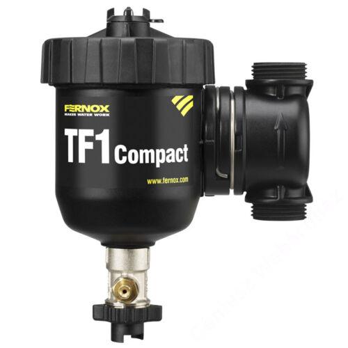 """Fernox Total Filter TF1 Compact - szelepek nélkül + filter fluid 22"""""""