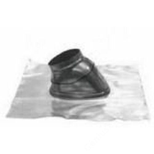 Saunier Duval na 80/125 pps/alu ferde tetőborítás, 25°-45°-ig állítható, fekete