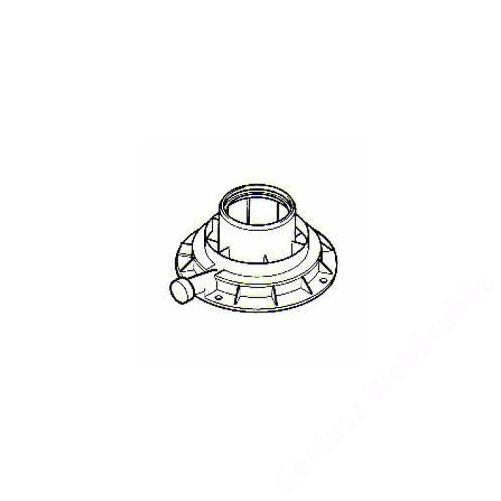 Vaillant 80/125 pps koncentrikus indító idom kondenzációs kazánokhoz