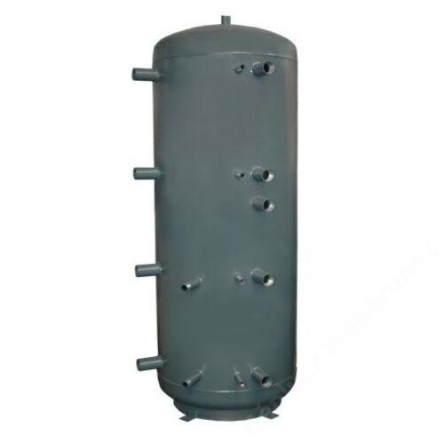 CONCEPT 1WT-1000-10 puffertároló, 1 csőkígyóval, szig nlk,1000 literes, D=850mm