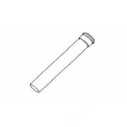 VAILLANT füstgázhosszabbító cső kéményaknába, PP, D80xL2000mm
