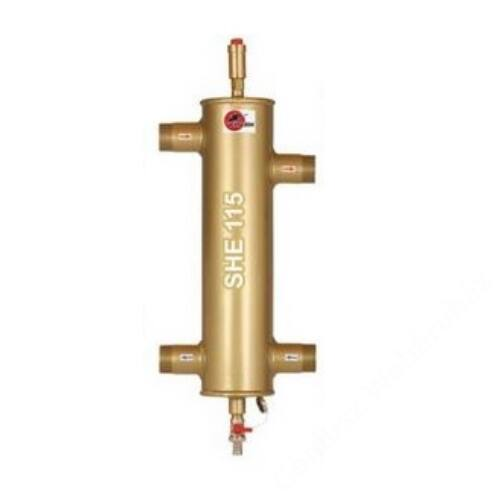 """GENTECH - ELTERM SHE115 50/100 BM 2"""" hidraulikus váltó max. 115 kW + automata lé"""