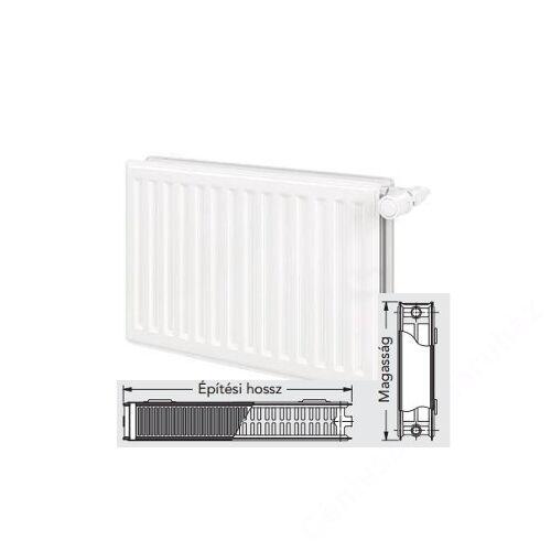Vonova 22KV500x1320 szelepes radiátor - balos bekötés  (2598 W)