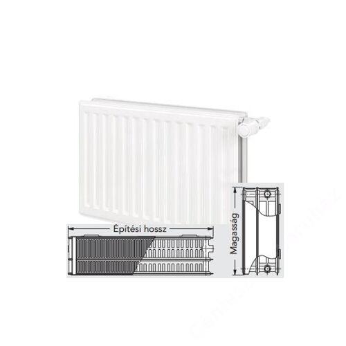 Vonova 33KV400x720 szelepes radiátor - balos bekötés  (1785 W)