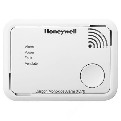 Honeywell XC70 Szénmonoxid CO érzékelő - 7 év garanciával